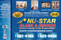 Nu-Star Glass Ad