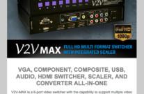 V2V-MAX Blast